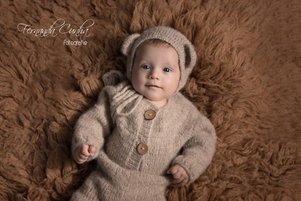 17 Monate Altes Kind
